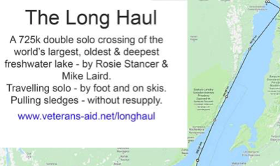 Route of The Long Haul