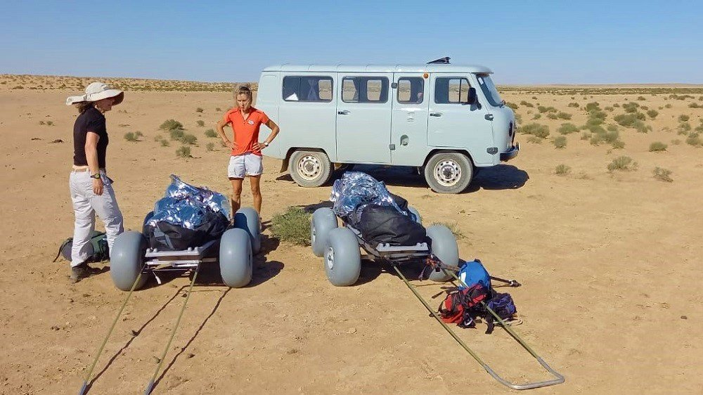 Aral Kum Expedition – The Adventure Begins (Part I)